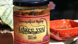 Salsa Saturday: Deception Salsa - I Dare You