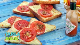 Tomato Cheese Toast