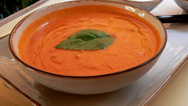 Cheese And Tomato Soup