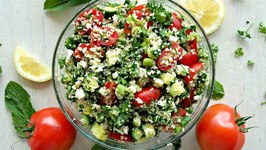 Salad Recipe - Tabbouleh Salad