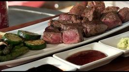 Teppanyaki Steak Recipe Morgan Ranch American Wagyu