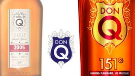 Don Q: Signature 2005 / Overproof 151 Rum Review
