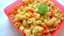 Macaroni in the Microwave