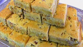 Betty's Best-Ever Butterscotch Blondies - Super Bowl