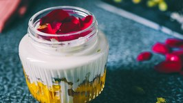 Mango And Rabri Parfait - Delicious Recipe