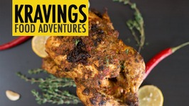Peri Peri Spiced Hens - 12 Days Of Christmas