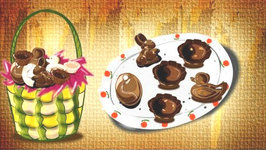 Yummy Recipes For Kids - Easter Chocolate Surprise