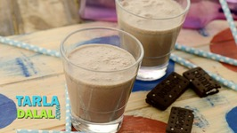Bourbon Milkshake/ Quick Chocolate Biscuit Milkshake/ Tiffin Milkshake Recipe