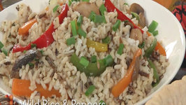 Wild Rice and Peppers