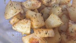 Easy Roasted Potatoes Recipe  Tasty Snack Ideas