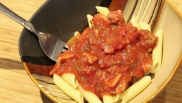 Sauce- Meat Lovers Sauce With Penne