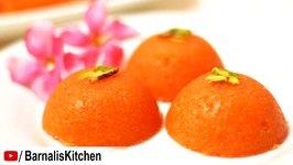 Rava Kesari Recipe - Sooji Kesari -Semolina Kesari - Indian Sweets/Ganesh Chaturthi