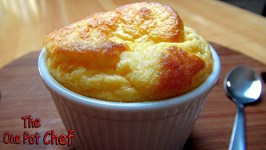 Easy Cheese Souffle  One Pot Chef