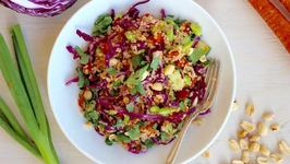 Salad Recipe: Thai Style Quinoa Salad