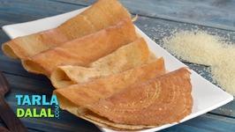Farali Dosa, Faral Foods recipe
