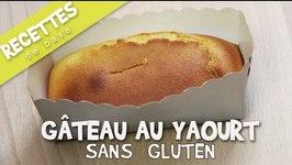 Gteau au yaourt sans gluten - gluten free