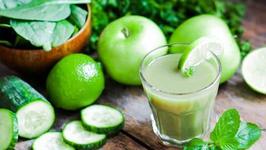 Martha Stewart's Green Juice