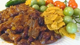 Betty's Spicy Chili Casserole