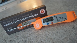 Alpha Grillers Instant Read Digital Food Thermometer: What I Say About Food