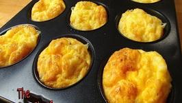 Oven Baked Mini Omelettes