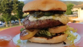 Magic Green Burger Live From Tuscany 2016