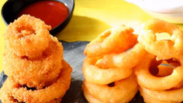 Onion Rings - Quick and Easy Snack Recipe