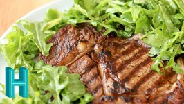 How To Make Marinated, Grilled Steak And Salad
