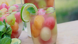 Melon Ball Punch Recipe (Summer in a Glass)