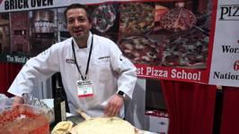 NY Brick Oven Co. At The 2016 Intl. Pizza Expo