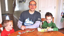 Warhead Challenge Kids Edition - Kids Try Warhead Sour Dippin Pucker Packs Kid Candy Review