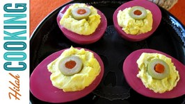 How To Make Pickled Deviled Eggs