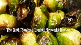 The Best Roasted Brussel Sprouts