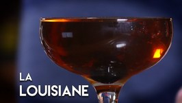 La Louisiane Cocktail, Sazerac Meets Manhattan?