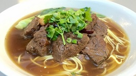 Longevity Chinese Beef Noodle Soup Recipe for Chinese New Year