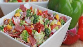Really Good Broccoli Salad Recipe