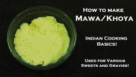 Mawa-Khoya Recipe
