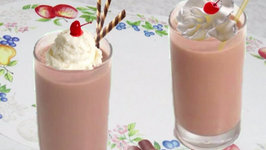 How to make Creamy Cocoa - Serve Cold Cocoa with Ice Cream or Hot!