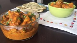 Chicken Wings Curry  - Indian dinner ideas
