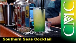 Southern Seas Cocktail -Island Punch Pucker