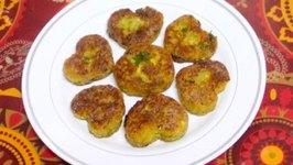 Farali Paneer Aloo Cutlets For Upvas Vrat