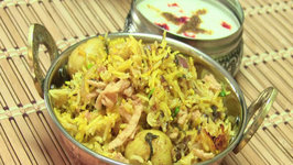 Quick and Easy Biryani