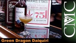 Green Dragon Daiquiri With Warren Bobrow