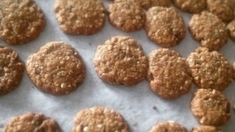 Easy Eggless Cookies