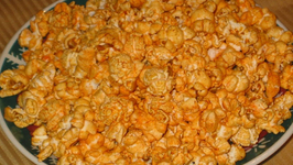Sugar and Spice Popcorn