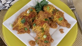 Rush Hour Recipes - Salsa Chicken
