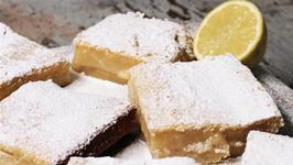 How To Make Lemon Curd Shortbread