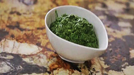How to make Green Chutney with Coriander and Coconut