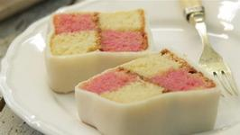 Homemade Battenburg Cake Recipe