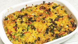 Soccer Day Mexican Casserole Quick Fix Meal