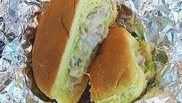 Betty's Tuna Slider Melts